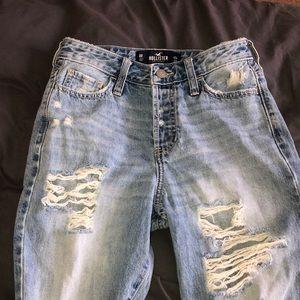 Vintage Hollister distressed jeans